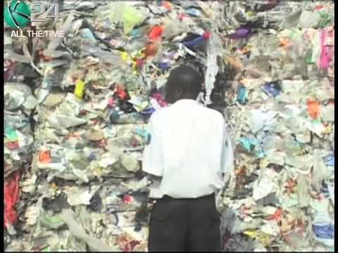 Garbage Container that Found its Way to Kenya's Ports