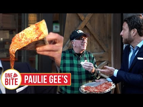 One Bite Pizza Reviews by Barstool Sports