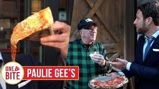 Barstool Pizza Review - Paulie Gee's (Brooklyn) Bonus Paulie Gee's Slice Shop Review