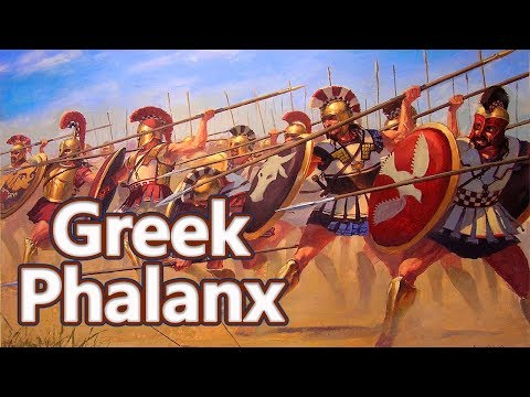Hoplites: The Greek Phalanx - Ancient History #04 - See U in History