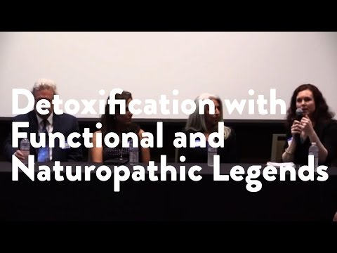 Interactive Panel: Detoxification with Functional and Naturo