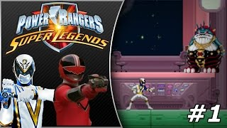 """(OLD) Power Rangers Super Legends DS 