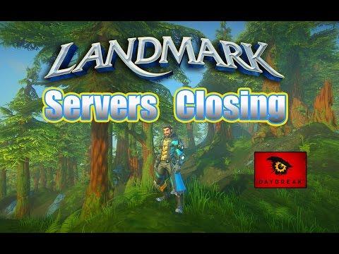 Landmark The Game 🚧 | Servers Closing February 21st | Update News