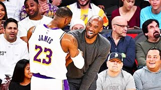 LeBron James Promises Kobe Bryant He'll Keep His Legacy Alive After Tragic Death!