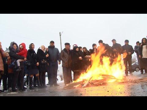 Праздник Терендез: зачем волгоградские армяне прыгают через костер