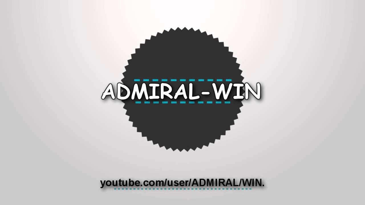 официальный сайт admiral win