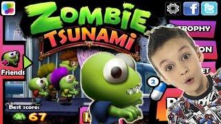 Zombie Tsunami Зомби Цунами(Отличный раннер Zombie Tsunami. Отличная графика, музыка и веселый геймплей. Zombie Tsunami, Mobigame https://appsto.re/ru/4YDKF.i Спасиб..., 2016-05-02T15:29:35.000Z)