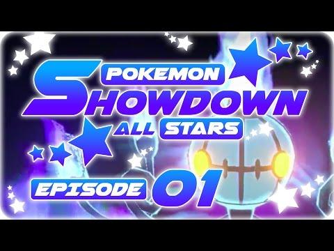 Randomized Pokemon Showdown Live! UU Showdown All Stars Episode 1: The Lure!