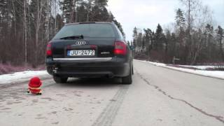 audi a6 2 7tt launch biturbo k04 stage iii acceleration minion exhaust sound tuning s4 rs4 500 hp
