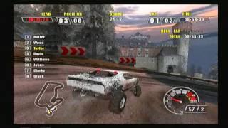 ATV Offroad Fury 4  - Franz Pass