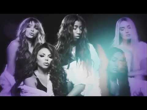 Little Mix ft. Kamille More Than Words - Video Snippet