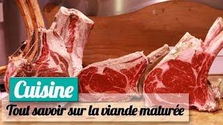 Tout savoir sur la viande maturée