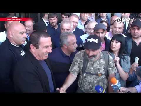 В Армении проходят обыски у брата экс-президента Александра Саргсяна