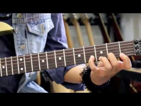 Latihan Fingering Dasar Pada Gitar Bersama Giwe Santos - Gitaris ...