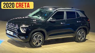 2020 Hyundai Creta 🔥🔥🔥 Unveiled In India (Quick Walkaround)