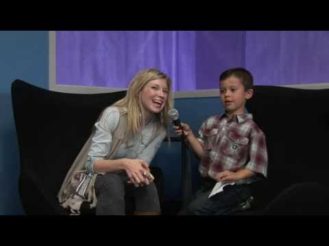 Brooke White Interview by Anthony Aranda, KIDS FIRST! Film Critic