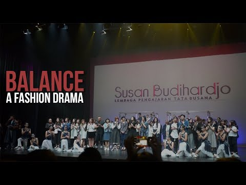 Fashion Show Susan Budihardjo: