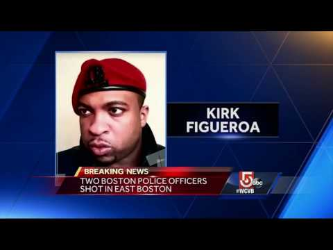 Dispatch calls describe chaotic Boston shootout scene