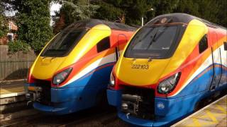 Beeston and Bulwell Trains & Trams