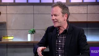 Baixar Kiefer Sutherland on his country music career, touring and his mom [extended interview]