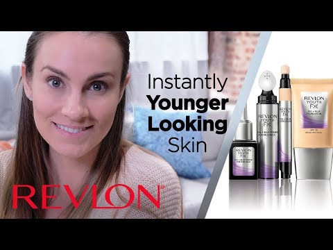 How To: Instantly Younger Looking Skin with Angela Lanter | Revlon