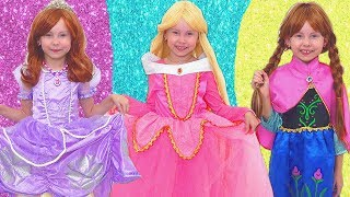 Alice is going to a party for princesses with her friends
