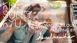 """Download Video Kim Sung Kyu (김성규) """"The Life That I Want To Live"""" by Abusedmember MP3 3GP MP4"""