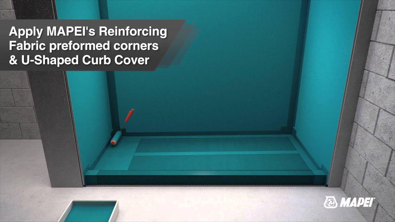 ShowerPerfect Liquid Membrane- short (EN) - YouTube