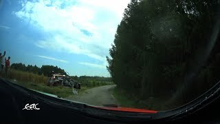 Rally Rzeszow 2017 - Bouffier Full Gas on SS2