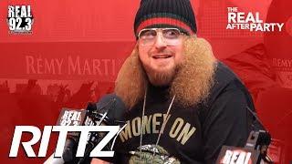 Rittz Talks Leaving Strange Music, His Relationship w/ Yelawolf, Trump & More!
