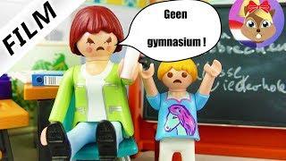 Playmobil Film Nederlands - OP WELKE SCHOOL GAAT HANNAH? BLIJFT ZE ZITTEN? Familie Vogel