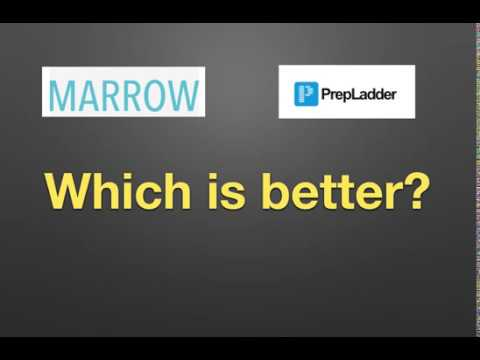 MARROW vs PREPLADDER? Which is Better?
