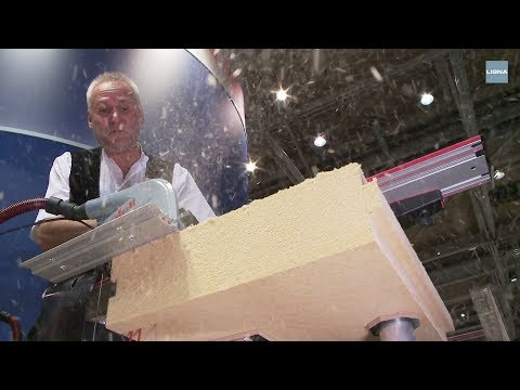 LIGNA 2017: Power Tools – the perfect solutions for craftsmen