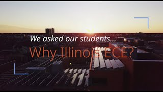 A message to admitted students, from Illinois ECE students
