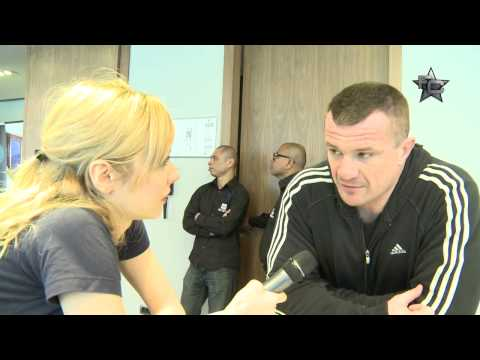 Glory 14 Zagreb - Cro Cop interview