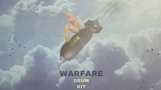 FREE Trap Drum Kit 2020 | Download link in description | WARFARE