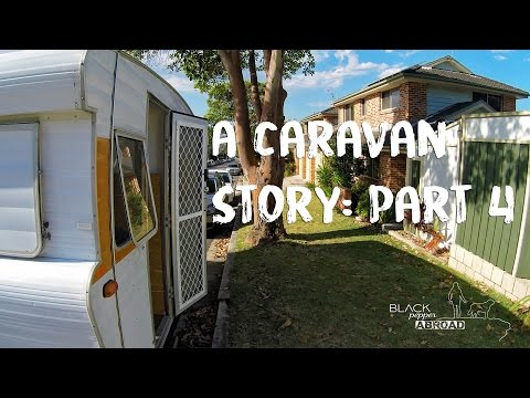 Iago: Viscount Caravan Renovations - Black Pepper Abroad (Part 4)