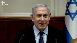 PM Netanyahu's Remarks at Weeky Cabinet Meeting - 9/02/2020