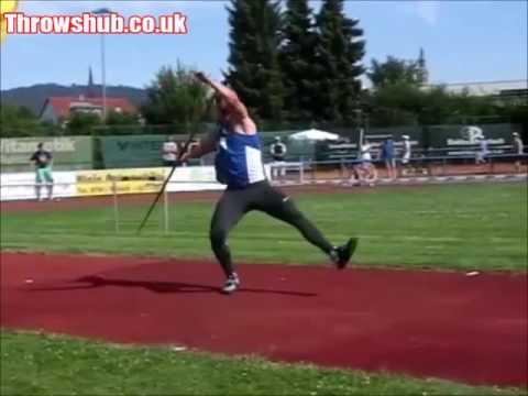 10/07/2016 Julian Weber 88.04m in Offenburg