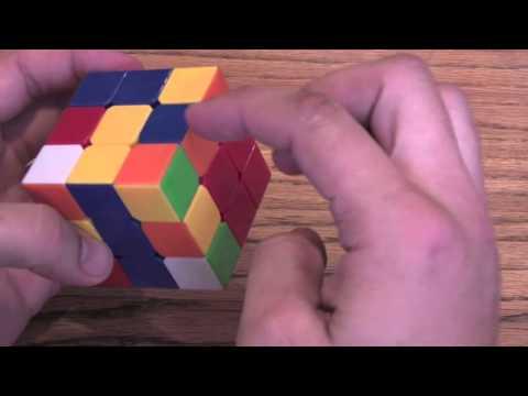 Solve a 3x3 using 4 algorithms
