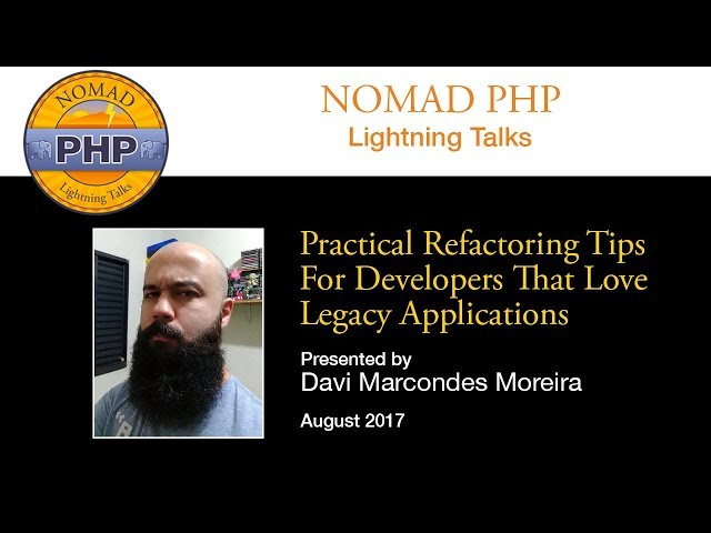 Practical Refactoring Tips For Developers That Love Legacy Applications