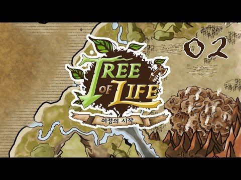 Tree of Life [MMORPG] :: Ep. 02 - Robbery & Our Settlement!