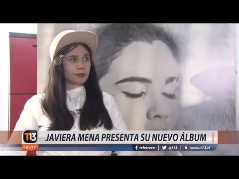 Conversamos con Javiera Mena