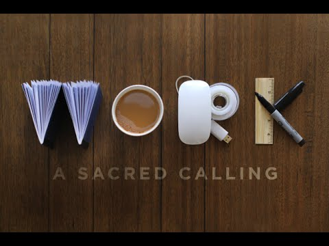 Theology of Work | 04 | Escape: Energy Corrupted