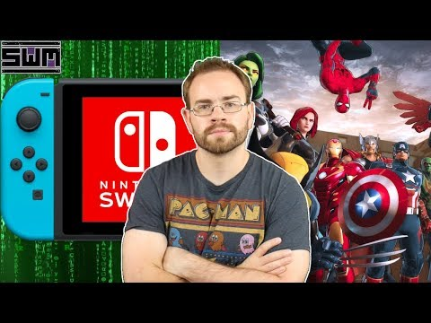Modifying Your Switch In Japan Is Now ILLEGAL And A Mystery Marvel Game Is Coming   News Wave