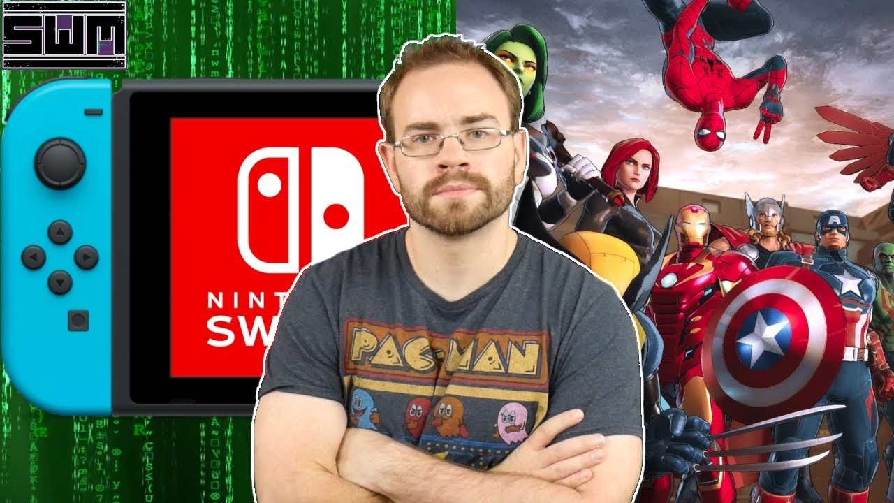 Modifying Your Switch In Japan Is Now ILLEGAL And A Mystery Marvel Game Is Coming | News Wave