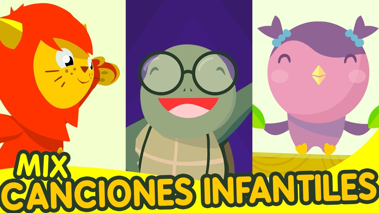 Videos Para Bebés De 3 Meses En Español Youtube