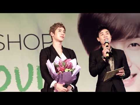 Kim Hyun Joong (김현중) In Vietnam 2011 - The Faceshop Asia Tour