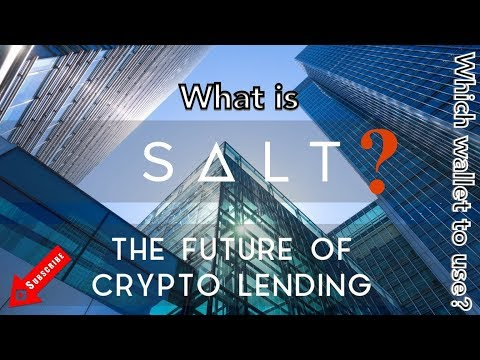 WHAT IS SALT TOKEN????  WHICH WALLET SHOULD I STORE IT IN????