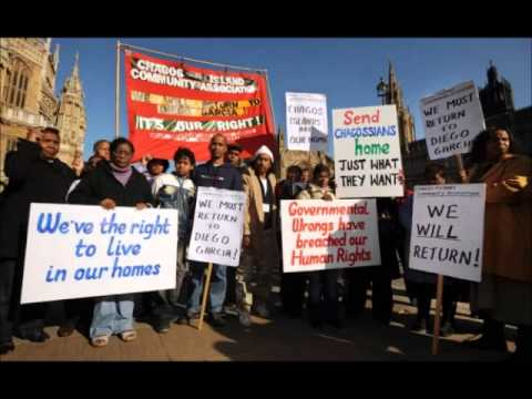 Support the plight of the Chagos Islanders